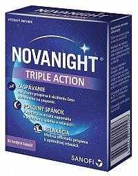 Novanight 30 tvrdých kapsúl
