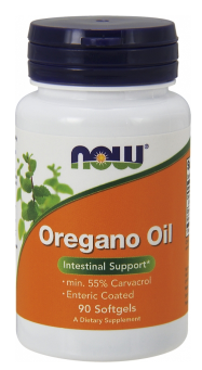 Now Foods Oregano Oil Silný antioxidant 90 softgels