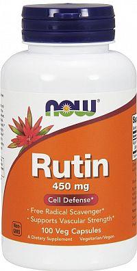 Now Foods Rutín 450 mg