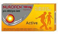 Nurofen pre deti Active tablety 12x100mg
