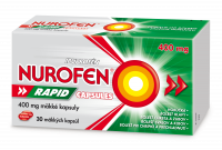 NUROFEN Rapid 400 mg 30cps