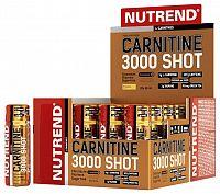 NUTREND CARNITINE 3000 SHOT 20x60 ml ananás