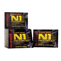 NUTREND N1, 10x17g čierna ríbezľa