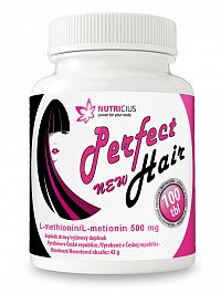 Nutricius Perfect Hair 100ks