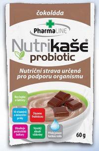 Nutrikaša probiotic s čokoládou 1x60g