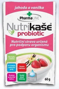 Nutrikaša probiotic s jahodami a vanilkou 1x60g