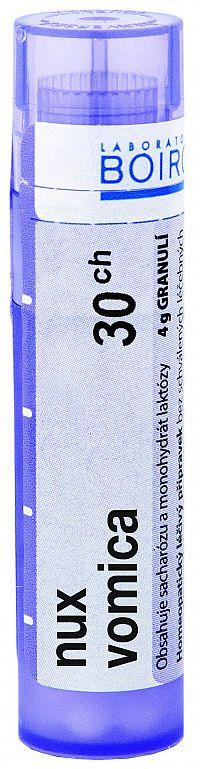 Nux Vomica CH30 granule 4g