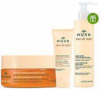 NUXE Reve de miel Telový peeling + Krém na ruky + Telový krém zadarmo*