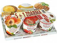 Obezin Zdravá snídaně - akce 5+1 zdarma varianta A 468g