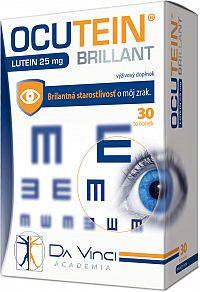 OCUTEIN BRILLANT Luteín 25 mg - DA VINCI 30cps