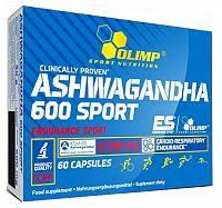 Olimp Ashwagandha 600 Sport, 60 kps