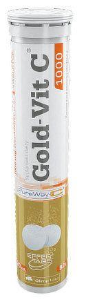 Olimp Gold-Vit C 1000, 20 tbl