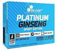 Olimp Platinum Ginseng, 60 kps