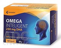 OMEGA INTELIGENT 250MG DHA 60cps