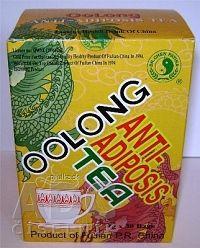 OOLONG Anti Adiposis čaj - Amazonas nálevové vrecúška 30x4 g