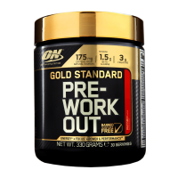 Optimum Nutrition Gold Standard Pre-Workou 330 g green apple