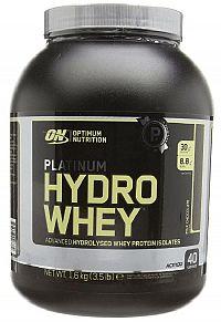 Optimum Nutrition Platinum Hydrowhey vanilla bean 1590g