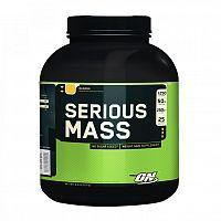 Optimum Nutrition Serious Mass 5450 g vanilla