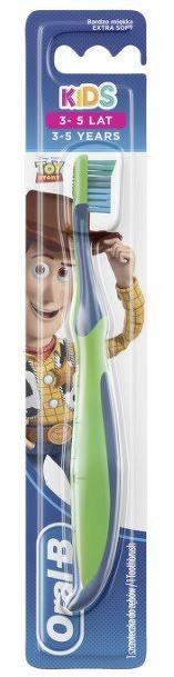 Oral-B Zubná kefka Toy story 3-5 rokov