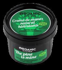 Organic Kitchen Prírodný hydratačný krém na ruky Borovica 100 ml