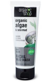 Organic Shop - Bahenná maska na tvár