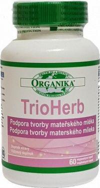ORGANIKA TrioHerb 60cps