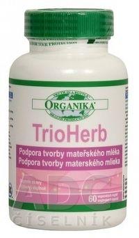 ORGANIKA TrioHerb cps 1x60 ks