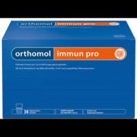 Orthomol IMMUN PRO granulát: vrecko po 2g + vrecko po 15 g, 30 denných dávok, 1x1 set