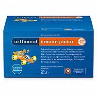 Orthomol JUNIOR C žuvacie tablety, príchuť lesných plodov, 30 denných dávok, 1x90 ks
