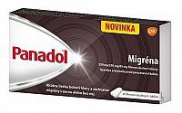 Panadol Migréna tbl flm 250 mg/65 mg 20ks