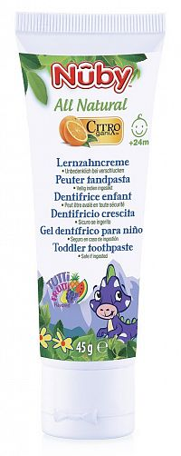 Pasta zubná detská All Natural 45g