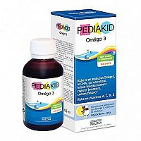 PEDIAKID Omega 3 sirup 1x125 ml