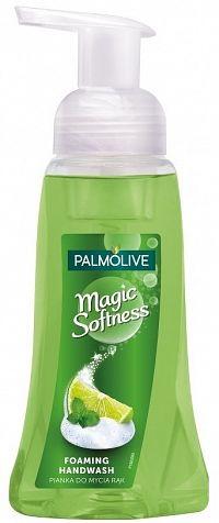 Pěnové Tekuté mydlo Palmolive Magic Softness Foam Lime & Mint 250ml