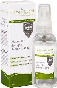 Perspi-Guard MAXIMUM 5 antiperspirant 1x50 ml