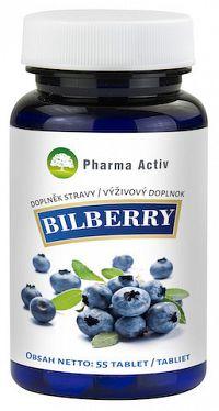 Pharma Activ BILBERRY 55ks