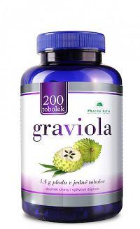 Pharma Activ Graviola 200 kapsúl