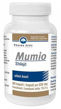 Pharma Activ Mumio Shilajit 60 kapsúl