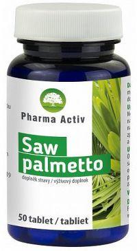 Pharma Activ Saw palmetto 50tbl