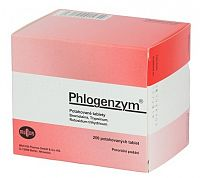 Phlogenzym 200 tabliet