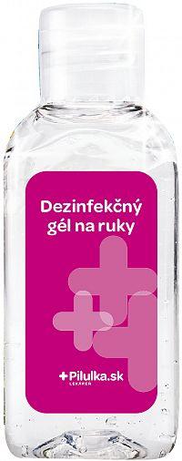 Pilulka dezinfekčný gél na ruky s aloe vera 50ml
