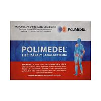 Polimedel polymérová fólia 9x15 cm 1x1ks