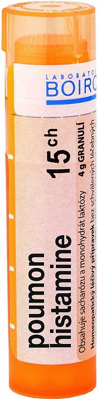 Poumon Histamine CH15 granule 4g