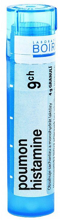 Poumon Histamine CH9 granule 4g