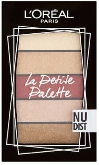 PRF PETITE PALETTE NUDIST STINY 5,0 g