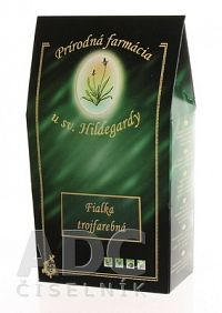 Prír. farmácia FIALKA TROJFAREBNÁ vňať bylinný čaj 30 g