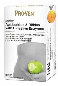 Pro-Ven Acidophilus & Bifidus 30ks
