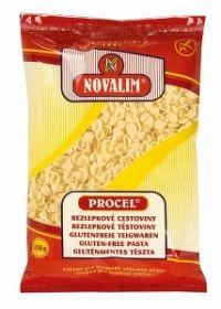 PROCEL - BEZLEPKOVÉ CESTOVINY, MUŠLE 250 g