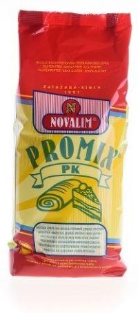 PROMIX-PK špeciál, zmes na bezlepkové jemné pečivo bez mlieka, laktózy a sóje 1000 g