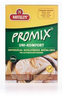 PROMIX-UNI komfort bezlepková zmes pre automatické pečenie plv 400 g