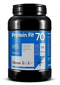 ProteinFit 70 2000g banán